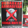 Ahmadiyah attacked by Muslims