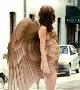 angel deodorant ad