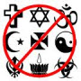 Nones choose no religion