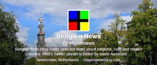 twitter religion news