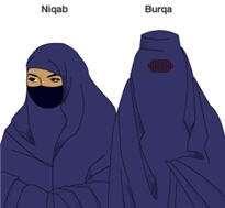 Burqa and Niqab