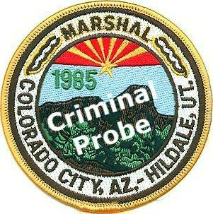 Criminal probe of FLDS cult town's marshals