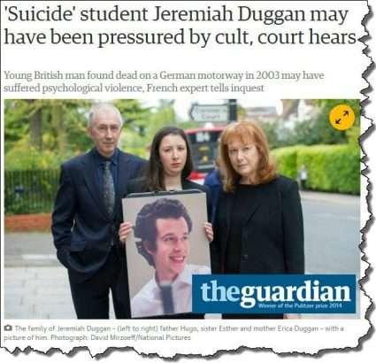 Jeremiah Duggan