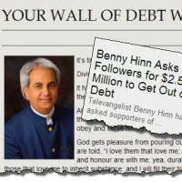 Benny Hinn Money