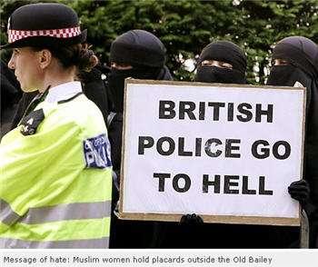 Islam hates everone