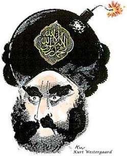 Muhammad Cartoon