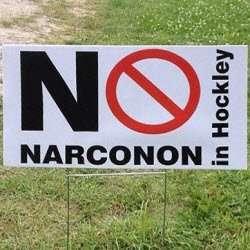 No Narconon