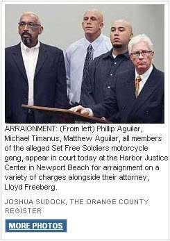 Phil Aguilar arraignment