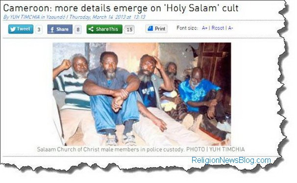 Salam Church of Christ, Cameroon